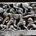 Belur Temple sculptures