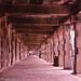 Belur Temple Corridor