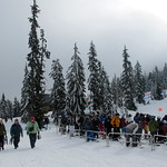 Walking Through the Cypress Ski Area