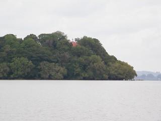 Península de Zeke. Lago Tana