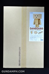 Big Scale Danboard Cardboard Assembling Kit Review (2)