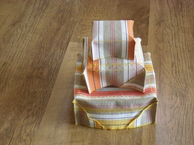 Canvas Nesting Boxes