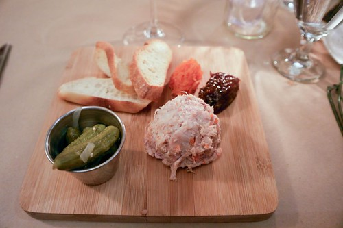 Rabbit Rillette at Le Lapin Sauté - #LexGoFurther