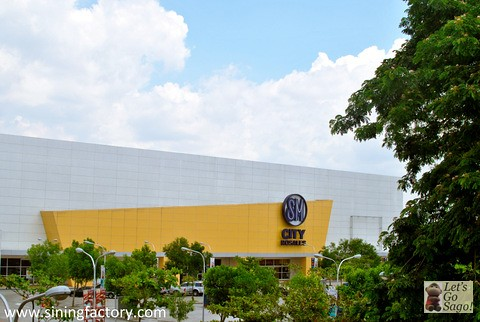 SM City Rosales in Pangasinan, Philippines