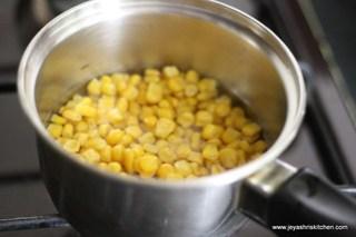 Corn chaat 1