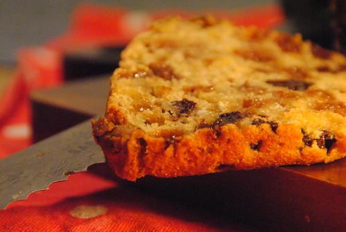 Vintage tea loaf recipe