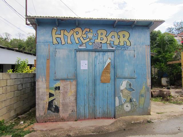 Hype Bar!