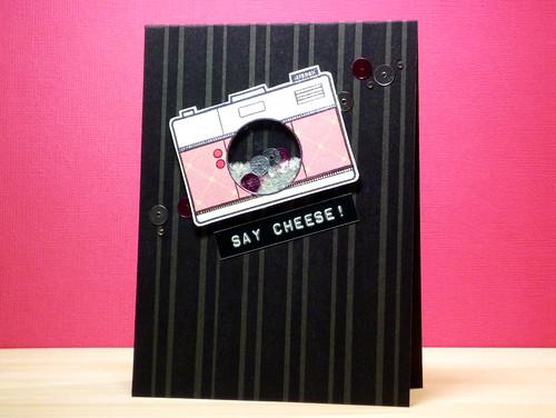 RIC #32 - Hot Pink Camera