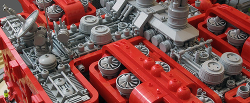 WIP M:Tron Thing: Greebles Galore