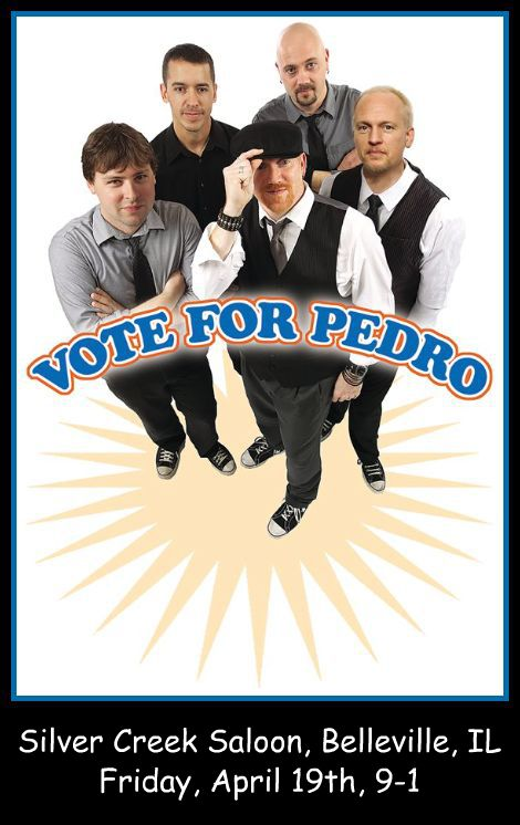 Vote For Pedro 4-19-13