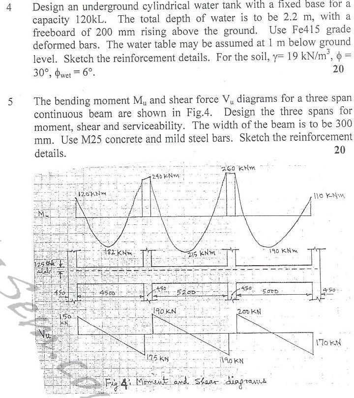DTU Question Papers 2010 – 6 Semester - End Sem - CE-311