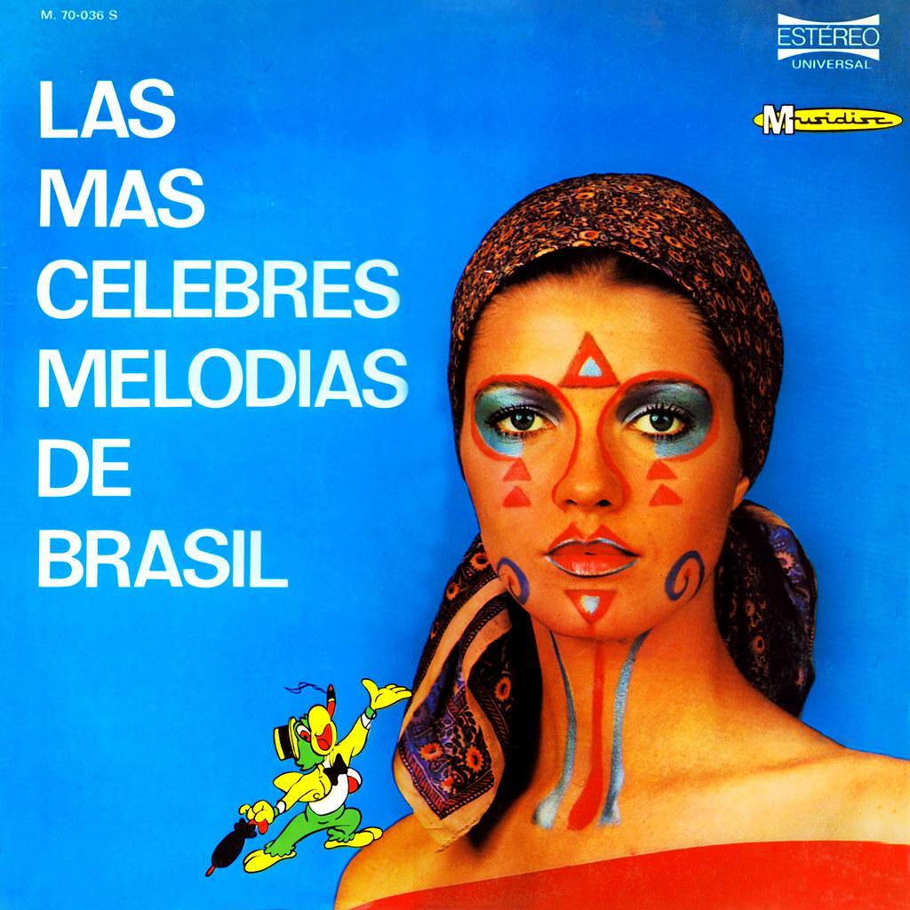 Michel Magne - Las Mas Celebres Melodias de Brasil