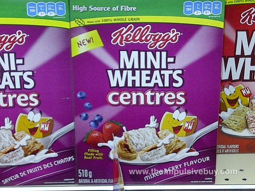 Kellogg's Mini-Wheat Centres