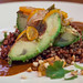 Pan-fried Blue Corn Crusted Avocado