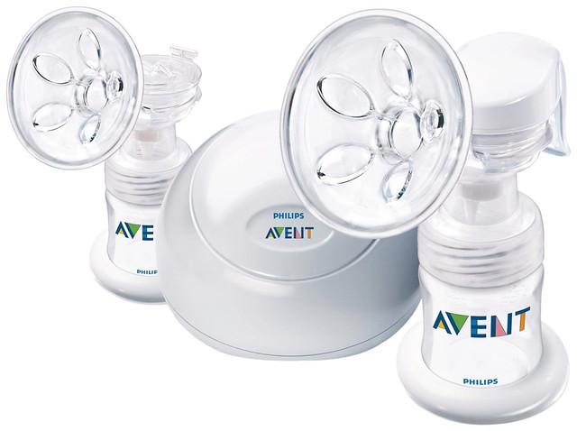 Avent電動雙邊吸乳器,網路一片佳評,從美國買真的比台灣便宜許多!
