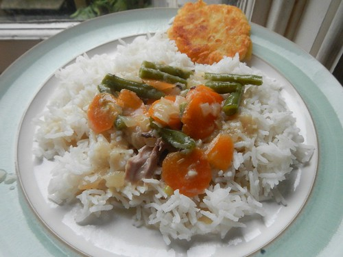 Papua New Guinea - Coconut chicken stew
