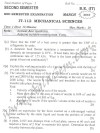 DTU Question Papers 2010 – 2 Semester - Mid Sem - IT-112