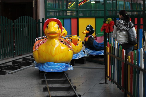 Duck ride