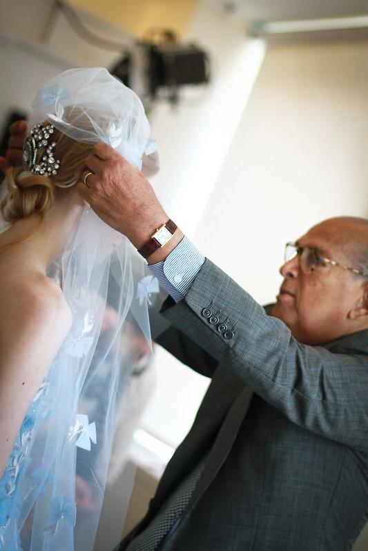 Oscar de la Renta Bridal 2014 - 66