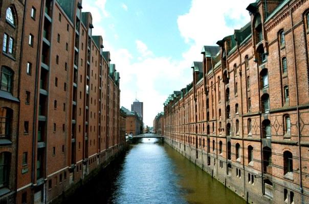 Hamburg Canal