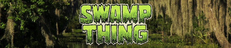 Swamp Thing: The Five Earths Project