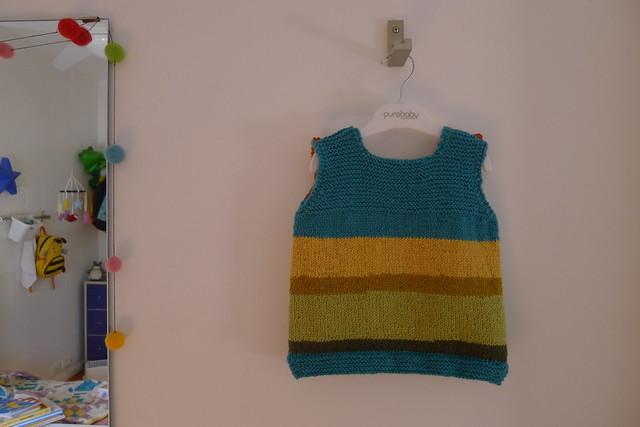 A Vest for Albie May