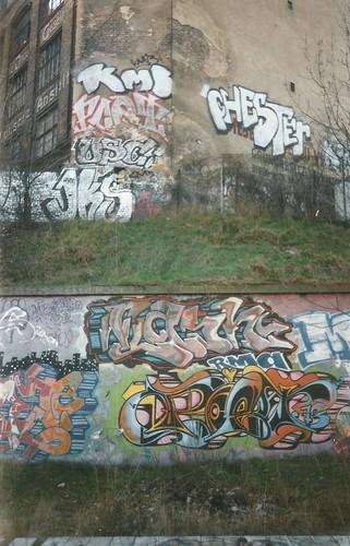 Berlin Train Line 1998 by graffiticollector