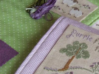 Lavender Huswife (3/6)