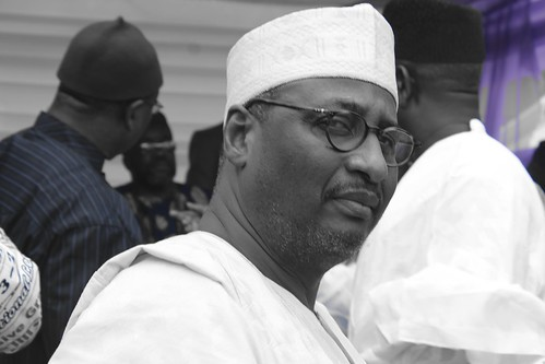 Ahmadu Adamu Mu'azu | Former Governor Bauchi State Nigeria by Jujufilms