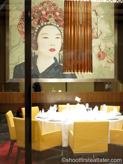 Red Lantern @ Solaire- private room