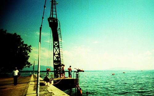 Lac Léman / Genfer See - Nyon (CH) II