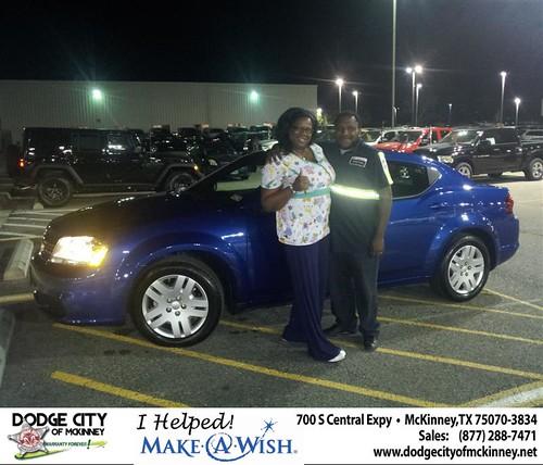 Dodge City of McKinney would like to wish a Happy Birthday to Latashia Smith! by Dodge City McKinney Texas