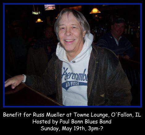 Russ Mueller Benefit 5-19-13
