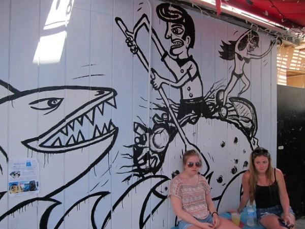 Rockaway Beach Summer 2013: Rockaway Taco