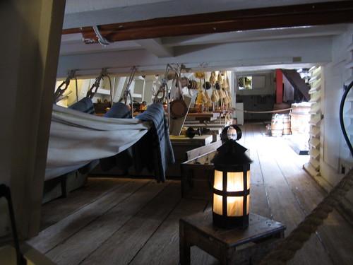 marine's bunks