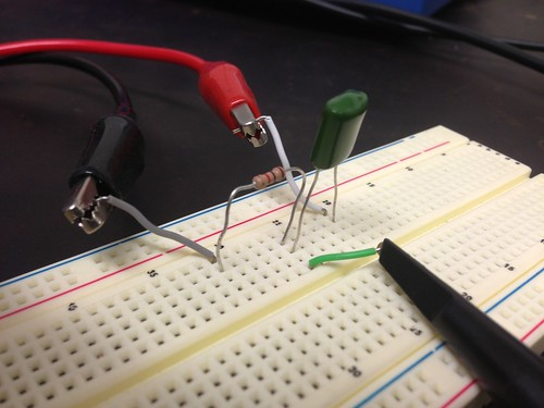 Making Lowpass And Highpass Filters With Rc Circuits Dummies