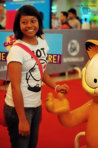 SM Cartoon Fest - SM City Fairview