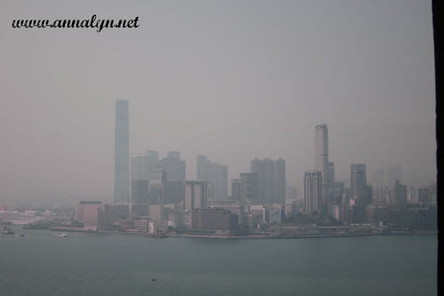 View of Kowloon