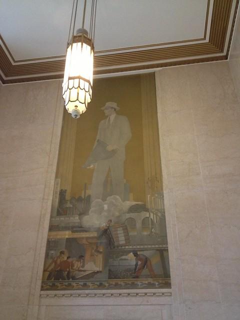 John W. Norton Murals, Jefferson County Courthouse, Birmingham AL