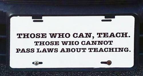 can teach