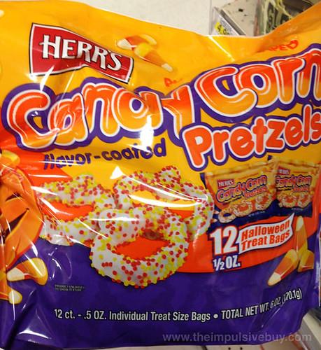 Herr's Candy Corn Pretzels