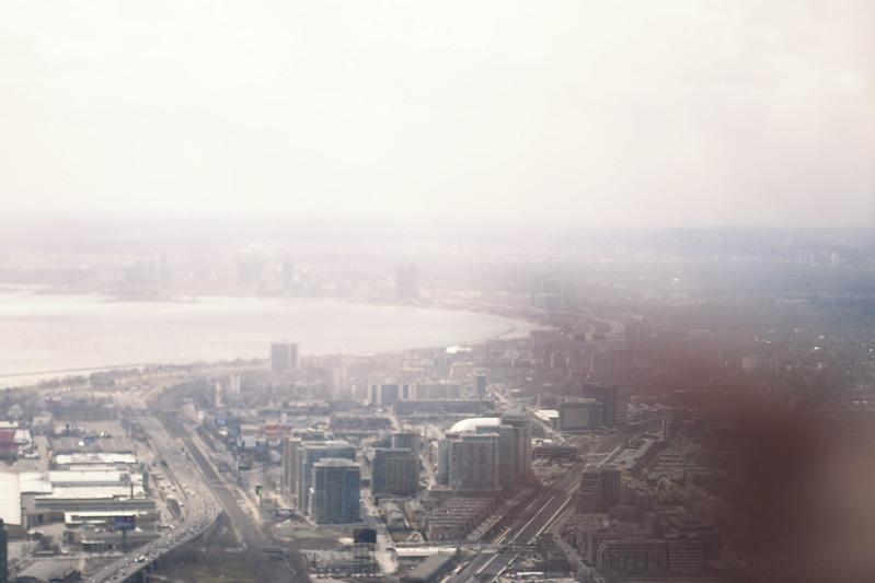 Toronto, Canada- CN tower