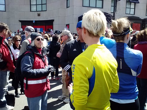 Boston Marathon Memorial Support