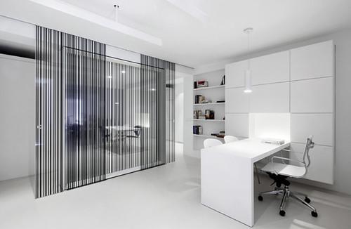Arquitectura de espacios blancos y sostenibles