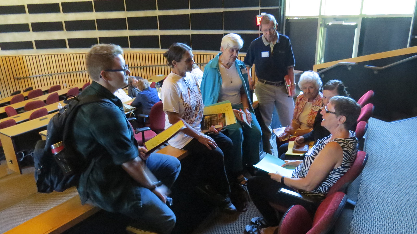 RJTP Training  workshop - Fond du Lac WI CNV 2016