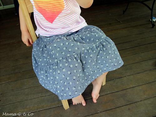 Tiered Skirt (8)