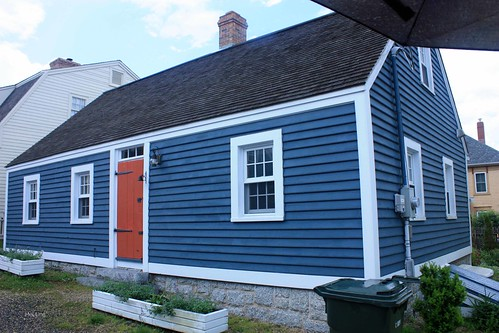 Oldest house in Lunenburg