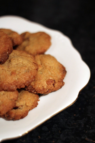 White Chocolate and Cranberry Cookies (1/5)