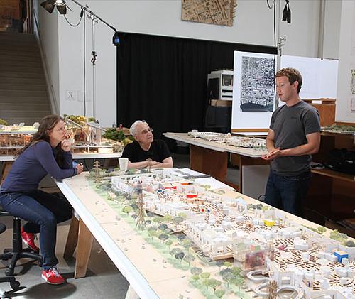 La moda por los arquitectos llega a la tecnología