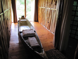 Tub in Ngong Treehouse